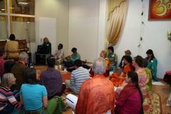 Mantra-Singen zur Langen Nacht der Religionen Mai-2017