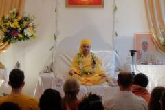 Meditation mit Shri Prakash Ji