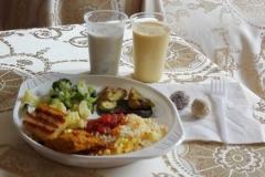 Vegetarisches Sonntagsessen - Thali-Festmahl